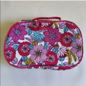 Modella Floral Hanging cosmetic bag